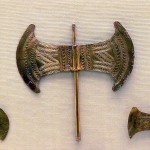 Labrys ornamentale minoica - Creta